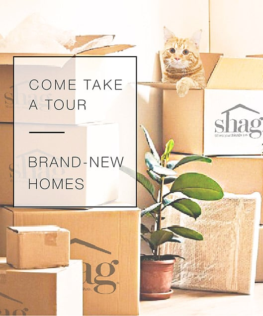 Come Take a Tour - Brand New Homes